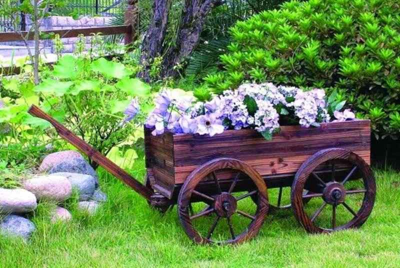 Jardiniere Suport Rustice Confectionate Din Lemn Masiv Pt Flori
